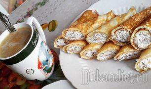 Рецепты для диеты Дюкана