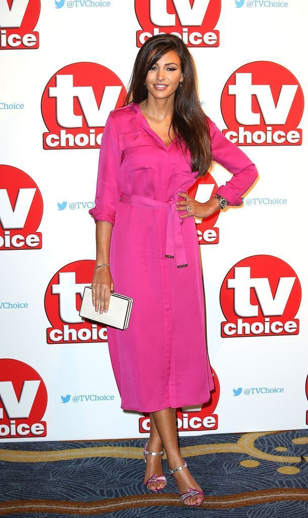 Michelle Keegan – TV Choice Awards 2015 in London : Global Celebrtities (F) FunFunky.com