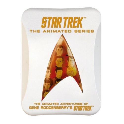 Star Trek The Animated Series - The Animated Adventures of Gene Roddenberry's Star Trek: William Shatner, Majel Barrett, Bill Reed