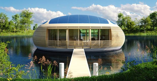 Vivere in una casa sull'acqua è probabilmente il sogno di molti. Ma WaterNest 100 non è una visione onirica; è un'affascinante realtà. Le case...