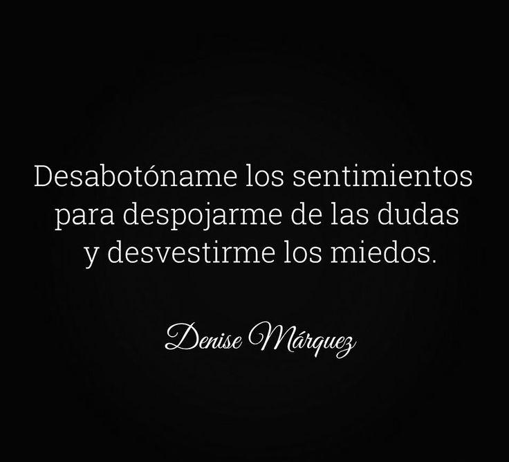 ️️️Denise Marquez