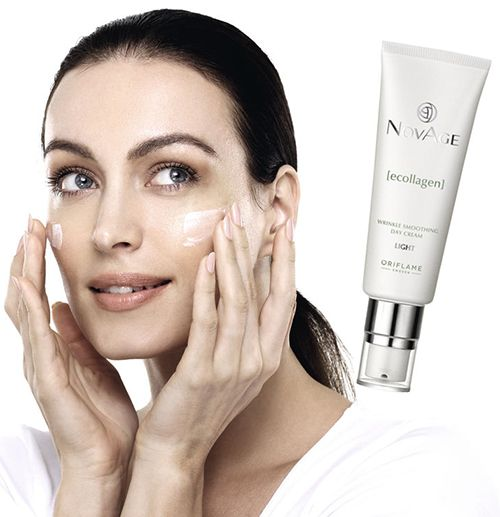 Oriflame NovAge Ecollagen Day