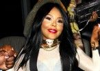 Uh Oh, Lil' Kim Is Starting To Look Like Michael Jackson