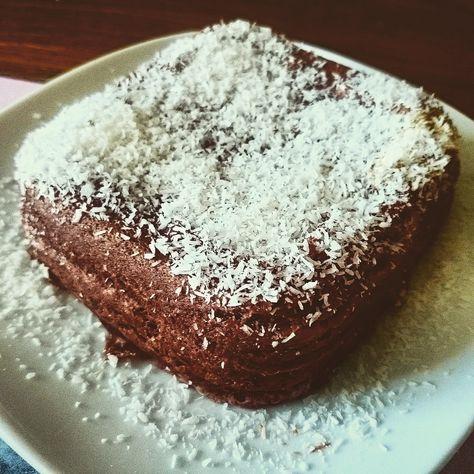 Povcake, tortino proteico al microonde