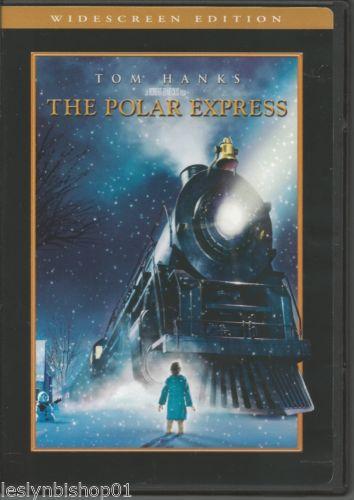 The Polar Express (DVD, 2005, Widescreen) Tom Hanks Director: Robert Zemeckis