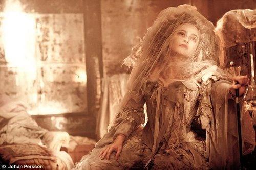 """Helena Bonham Carter in """"Grandi speranze"""""""