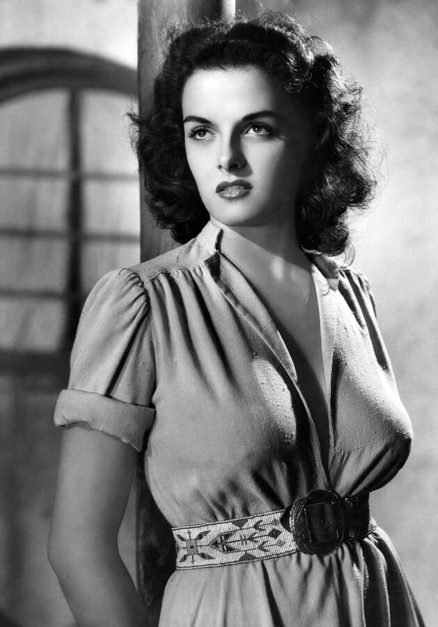 Jane Russell 1942