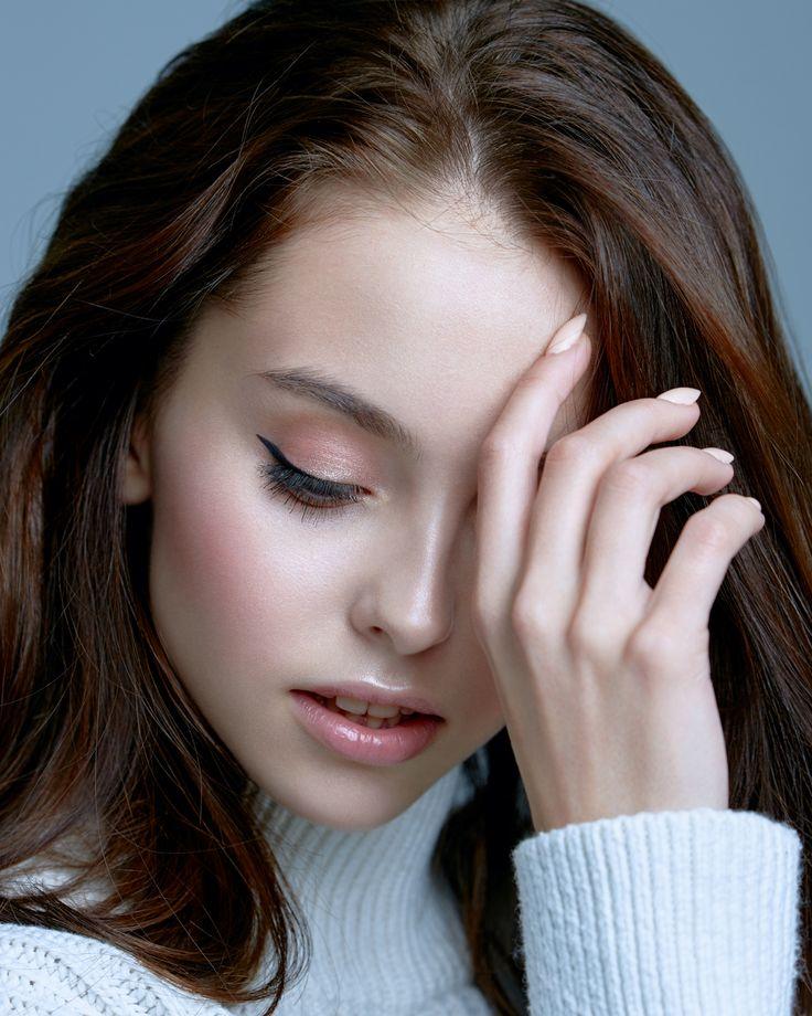 Polina on Behance Makeup, Retouching, Instagram