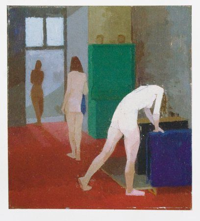 Euan Uglow | Figurative Painting workshops at Cullowhee Mountain Arts www.cullowheemountainarts.org