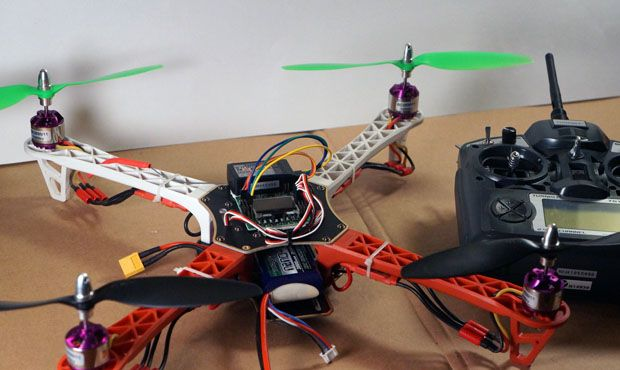 Quadcopter Parts List | What You Need to Build a DIY Quadcopter