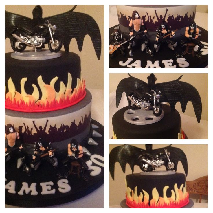 How To Make A One Direction Cake Topper