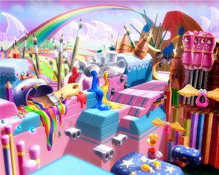 Picture City - RayWiki, the Rayman wiki