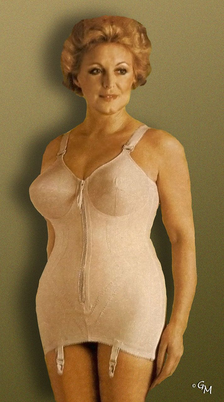 Women In Girdles 50