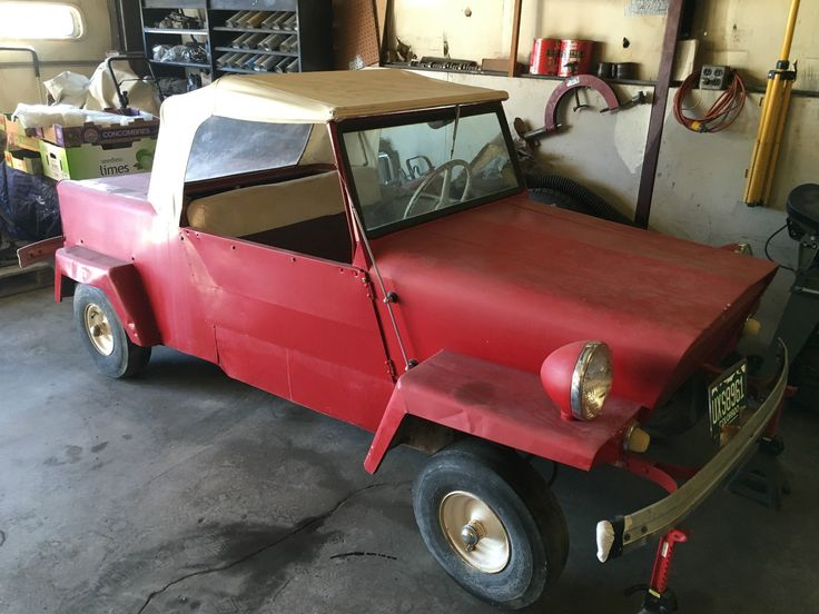 Old biddie crosley midget plans really