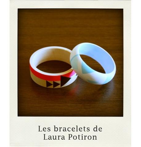 DIY : Les bracelets de Laura Potiron    Vous avez de vieux bracelets en bois qui traînent ? Voici une idée qui peut vous intéresser, c'est tout simple, rapide et le résultat rend plutôt bien !