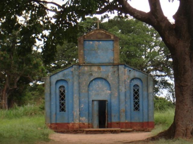 Church in the village