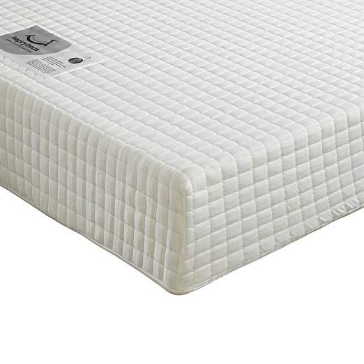 Hy Beds Impressions Memory Laytech Orthopaedic Foam Mattress With Removable Zip Cover European Double Uk