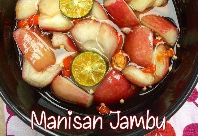 Resep Manisan Jambu Air Yang Lagi Hits Di Instagram
