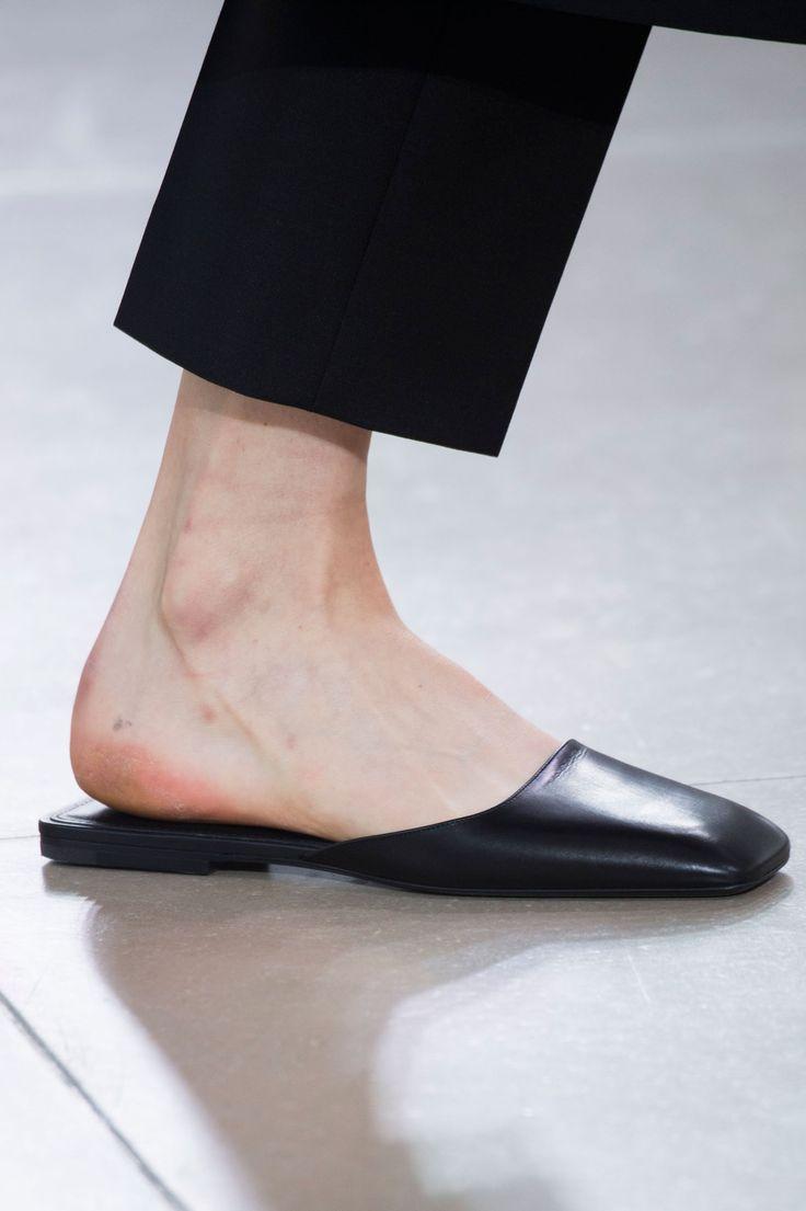 Best Seller Sale Online Big Discount Jil Sander Leather slippers Clearance Choice gUkPYJ9Ux