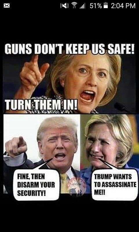 Wiki leaks exposes hillary's plan for executive orders to take our guns.