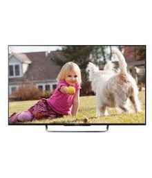 Sony BRAVIA KDL-50W800B 50 inch BRAVIA Full HD 3D Smart LED TV at Lowest Price Rs.84456 - Best Online Offer