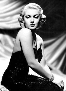 Lana Turner. The original Hollywood diva.
