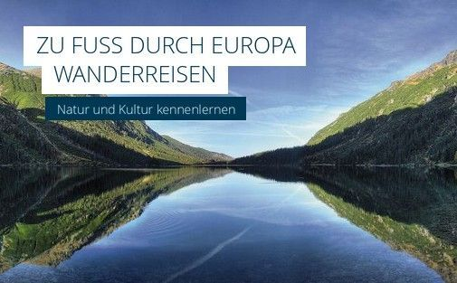 Europa entdecken - Alpine Ausbildung, Trekkingtouren, Wanderreisen, Bikereisen, Expeditionen: DAV Summit Club