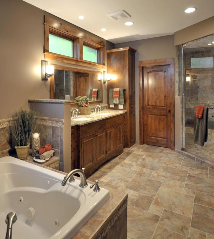 Dream Bathroom: 19 Best Master Bathroom Layouts Images On Pinterest