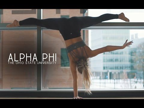 Alpha Phi Ohio State Recruitment 2017 - YouTube