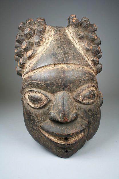 Helmet Mask (Bamumkom) | Kom peoples, Tikar group | The Met