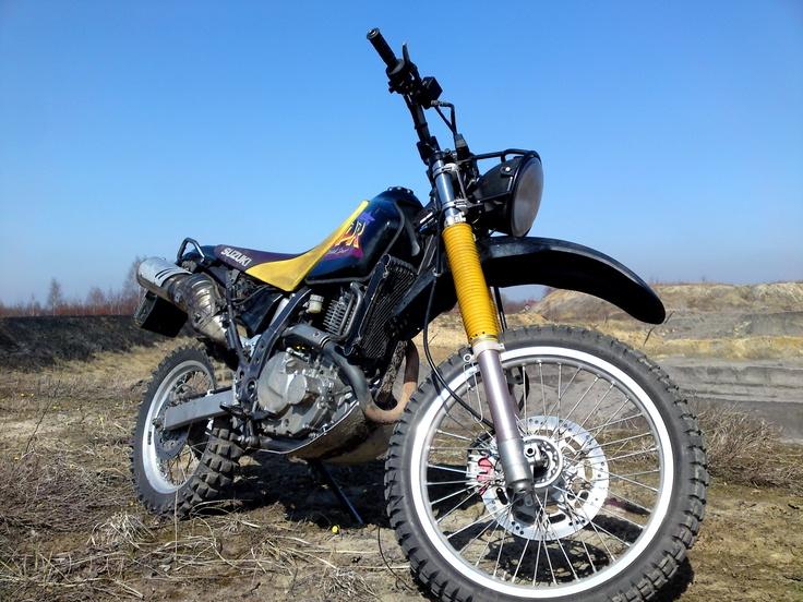 Suzuki DR650, Hit The Road, rebuilding, motorcycle, garage, adventure