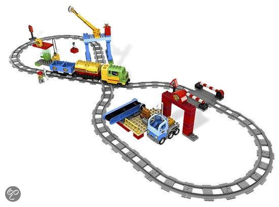 bol.com | LEGO Duplo Ville Luxe Treinset - 5609, LEGO | Speelgoed