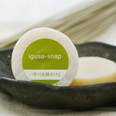 IGUSA has been called the Japanese herb. igusa-soap by Tokyo-igusa http://www.tokyo-igusa.com/?pid=25267898