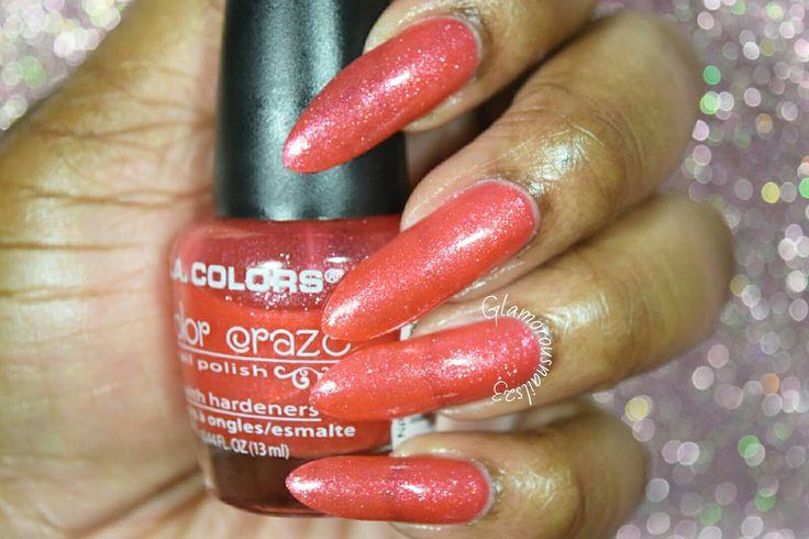 """L.A. Colors Color Craze """"Coral Reef"""""""