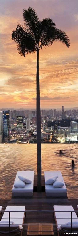 Marina Bay Sands Singapore- | LadyLuxuryDesigns