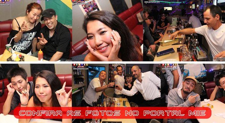 Aconteceu neste neste sábado (01/out), o After Party no Pkas Bar na cidade de Osaka, um encontro de amigos que frequentam a noite da cidade. Confira as fotos!