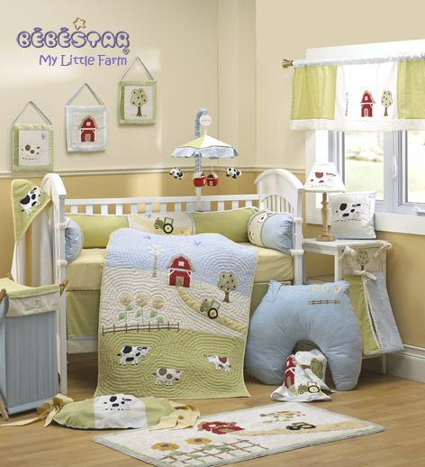 farmyard kids room | My Little Farm | Kids & Baby Furniture Warehouse