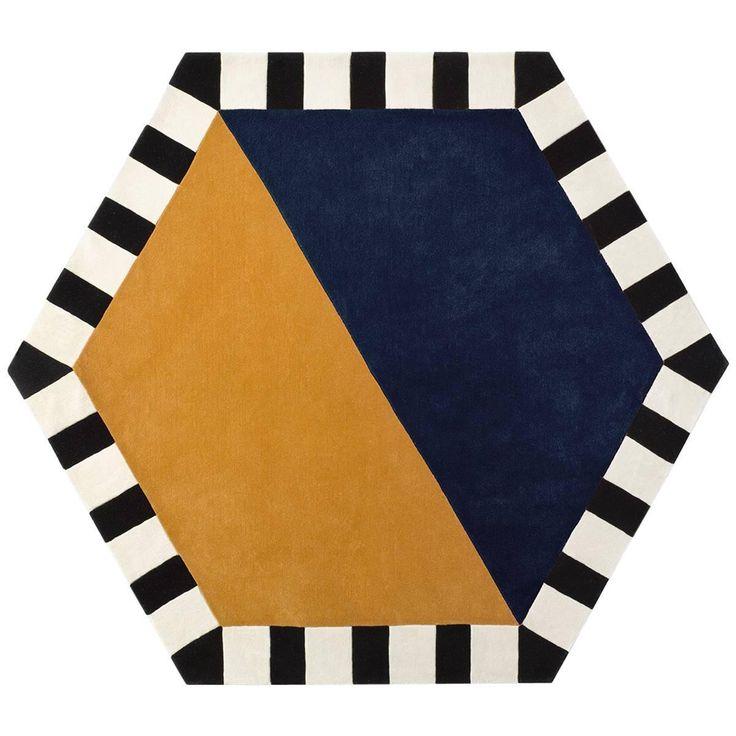 Die besten 25+ Hexagon area Ideen auf Pinterest schwarz weiß - deko ideen hexagon wabenmuster modern