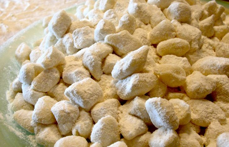 Thermomix Gnocchi Recipe - Thermomix Recipes