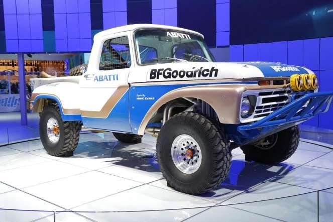 Mini Trophy Truck >> Ford F-100 | ford | Trucks, Pickup trucks, 4x4 trucks