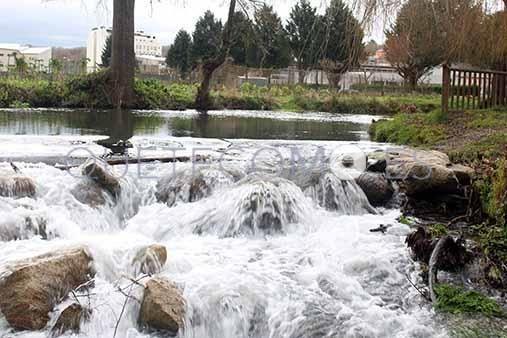 El Río Ulla, a su paso por Sarria | Restaurante tapería pizzería cafetería O Chanto en Sarria, Lugo