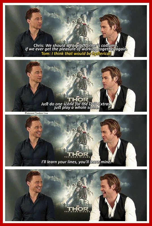 Tom & Chris