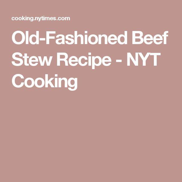 New York Times Old Fashioned Apple Pie Receipie