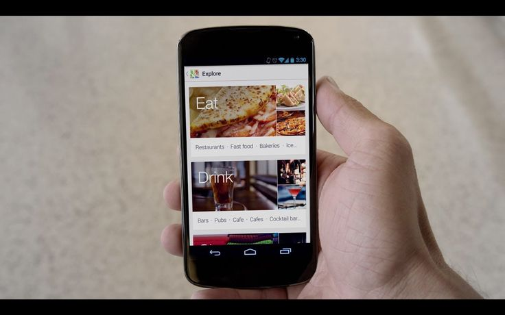 The Powerful Google Maps app from Google for Android smartphones and tablets.