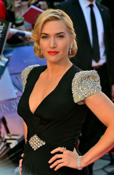 """Kate Winslet Photo - Kate Winslet attends the premiere of """"Titanic 3D"""" at the Royal Albert Hall in London"""