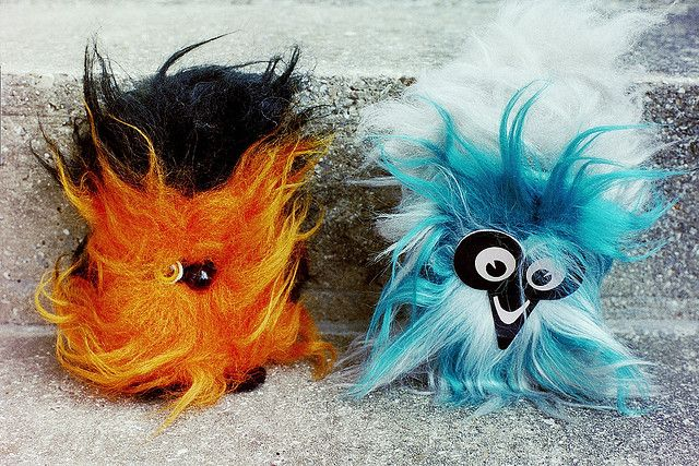 Gonks by TinTrunk, via Flickr.  Still have my old gonk in a trunk somwhere