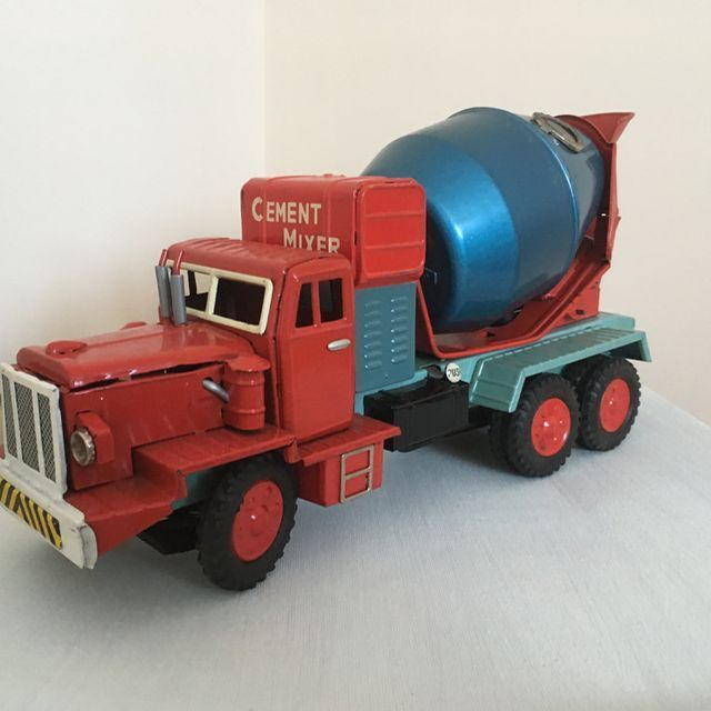 Mixer Truck Toy : Best images about tonka mini metal trucks cars on