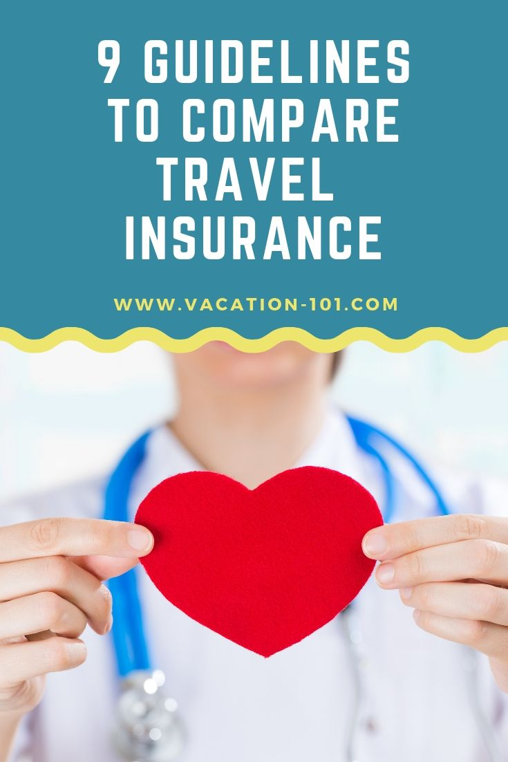 9 Must Know Tips To Compare International Travel Insurance Best