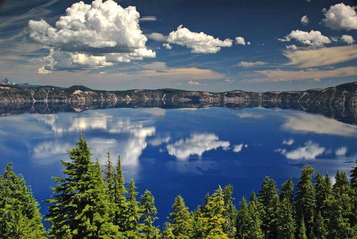 Lago Crater, Oregon