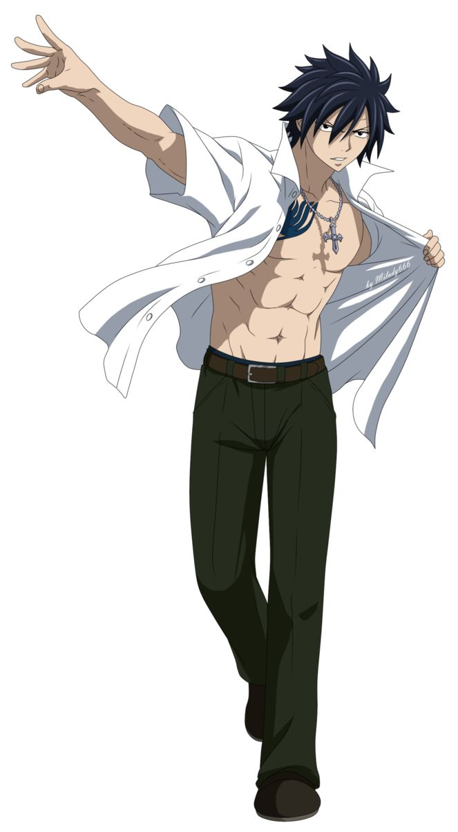 Gray Fullbuster - Fairy Tail